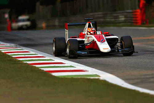 GP3: Шарль Леклер завоевал поул в Монце