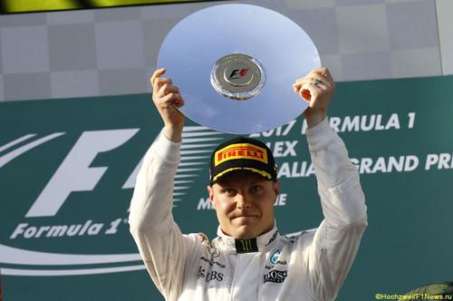 Валттери БОТТАС: «Формула 1 – это командная работа»